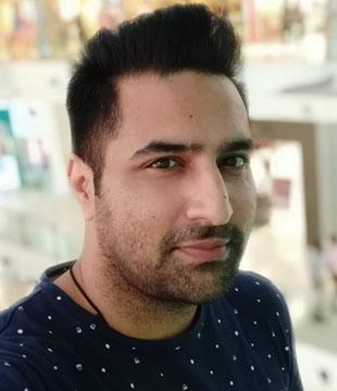 Director Shaurya Singh