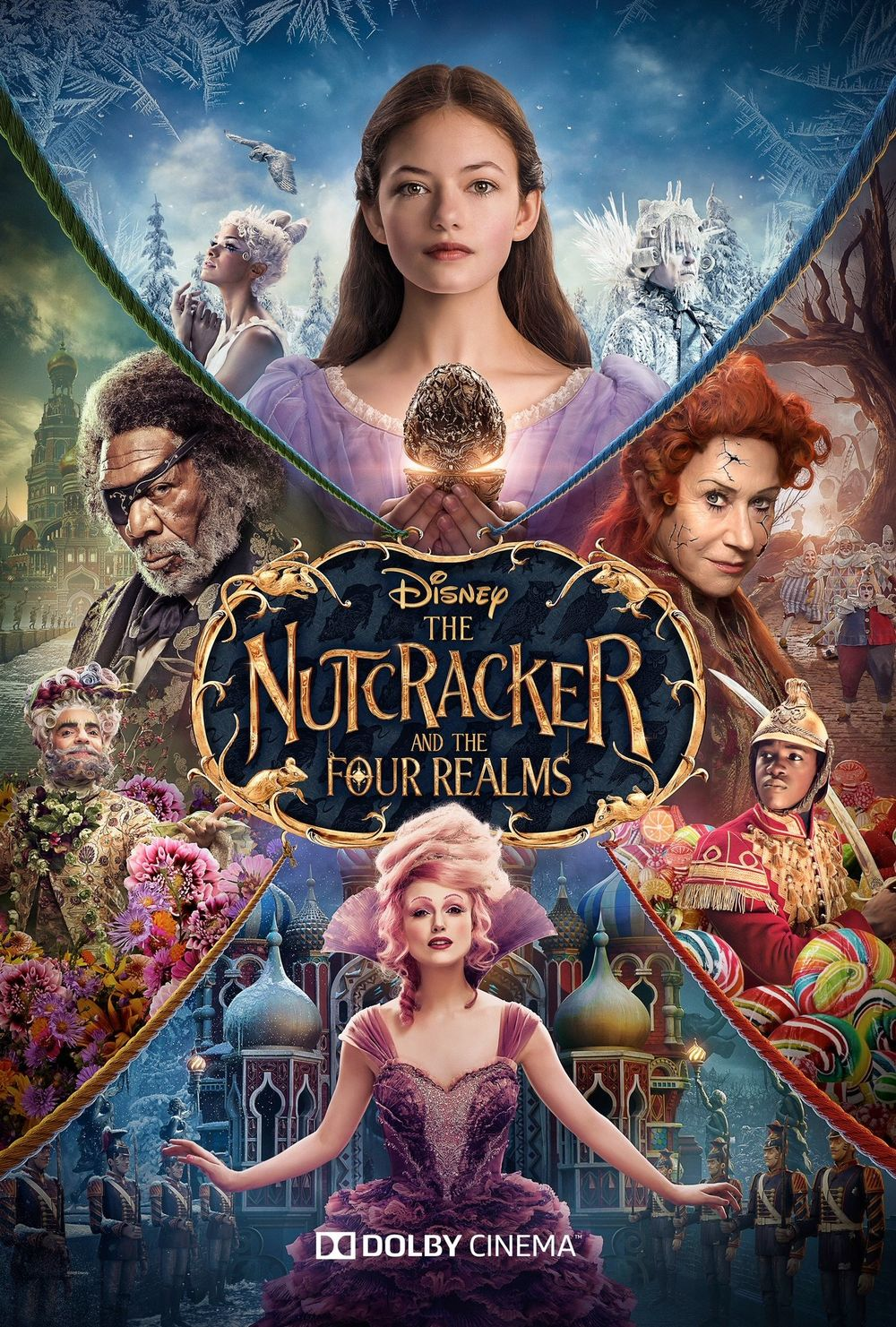 The Nutcracker And The Four Realms Movie Review English Movie Review