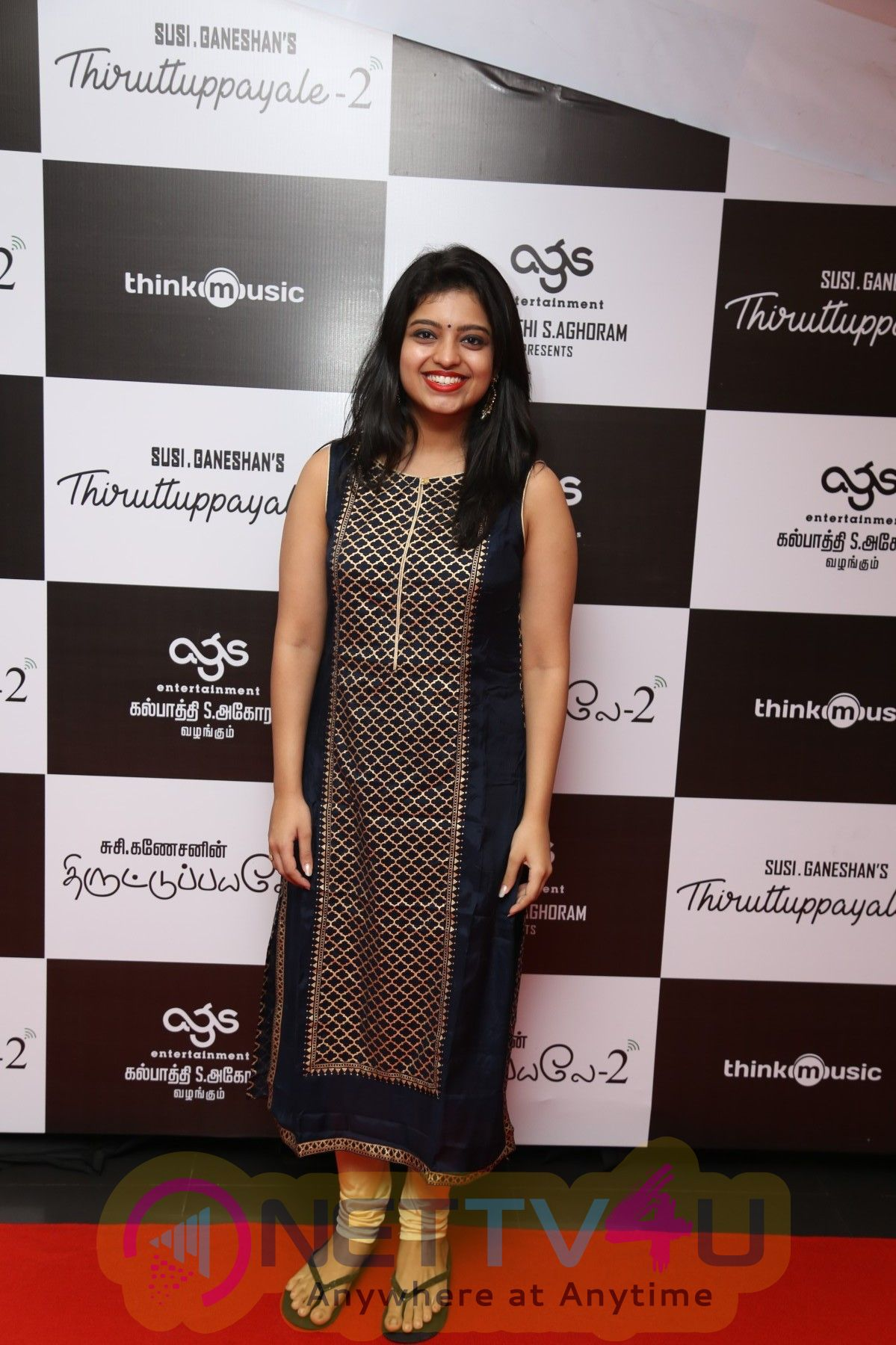Celebrities At Thiruttuppayale 2 Redcarpet Premiere Show Pics Tamil Gallery
