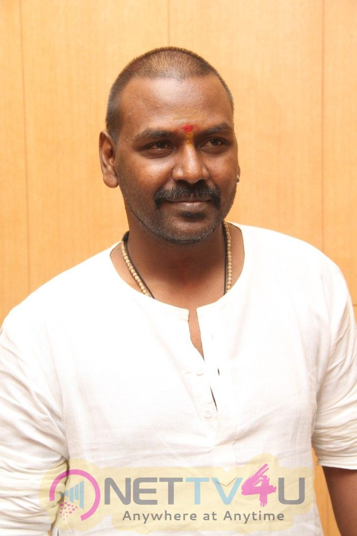 Actor Raghava Lawrence bhoomi Pooja For Alangudi 515 Ganesan Pics
