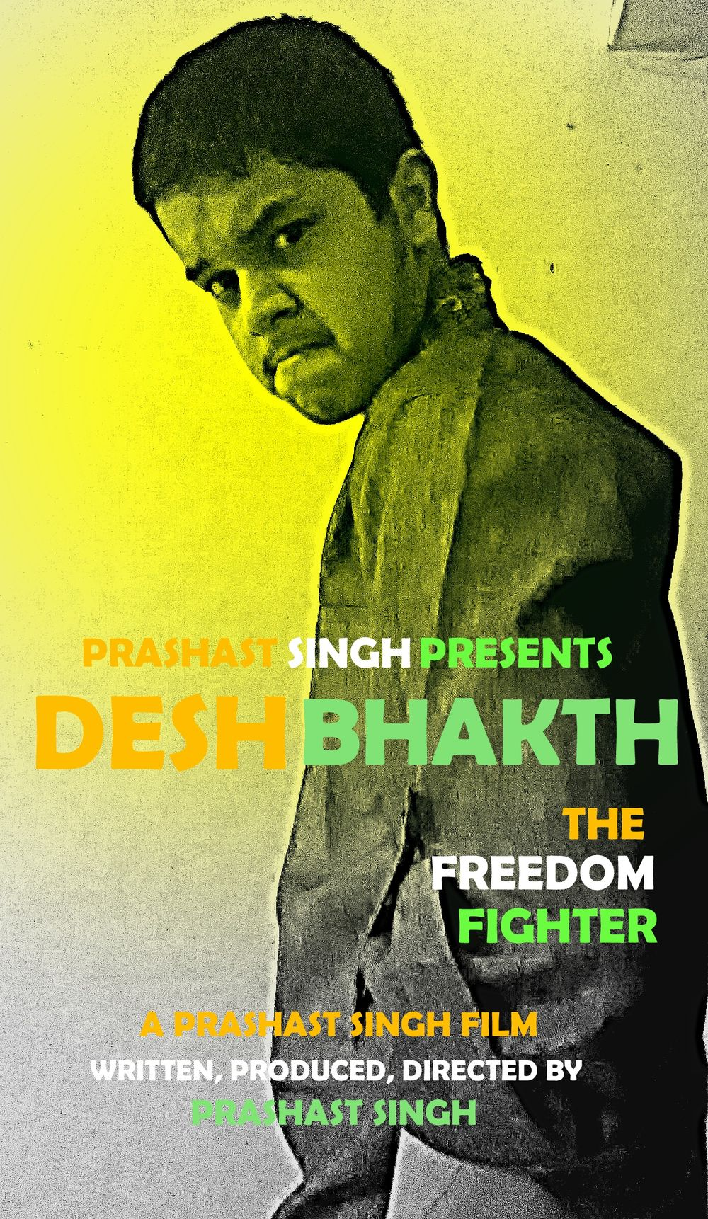 Deshbhakth: The Freedom Fighter Movie Review Hindi Movie Review