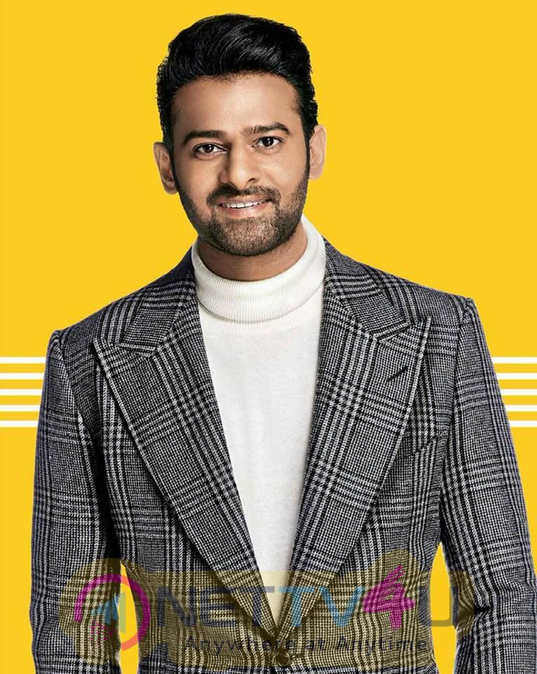 Young Rebel Star Prabhas Stylish Photo Shoot Stills Telugu Gallery