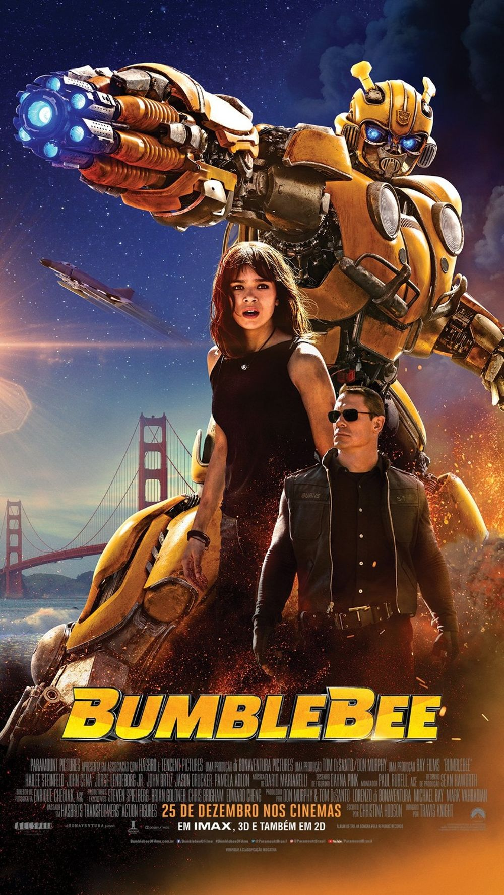 Bumblebee Movie Review English Movie Review