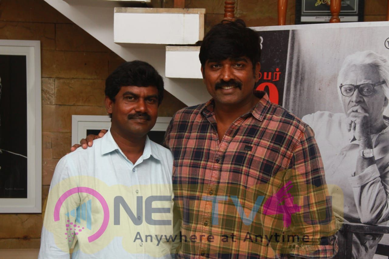 Kuravan First Look Poster Launch Event Images