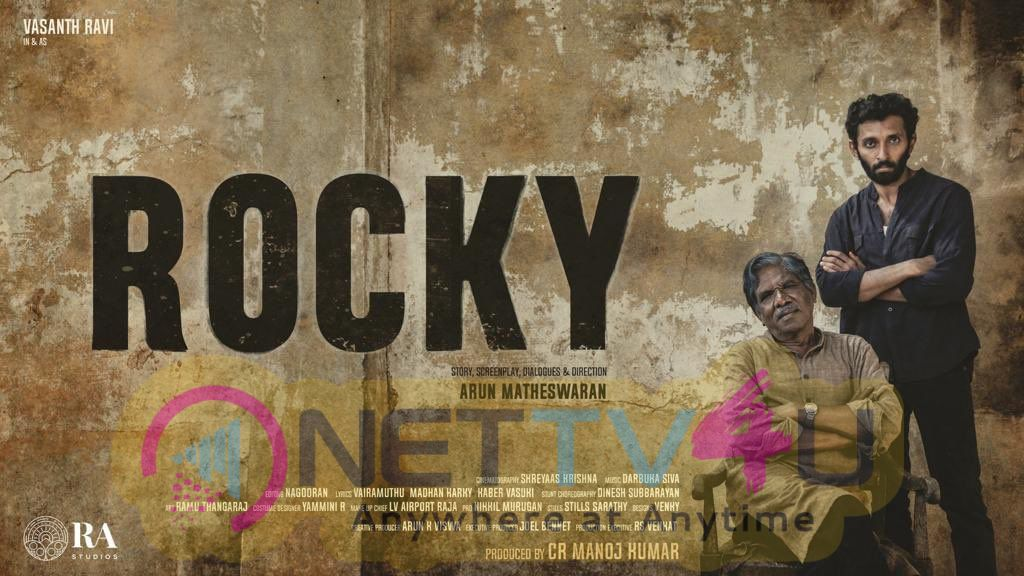 Rocky Movie Posters