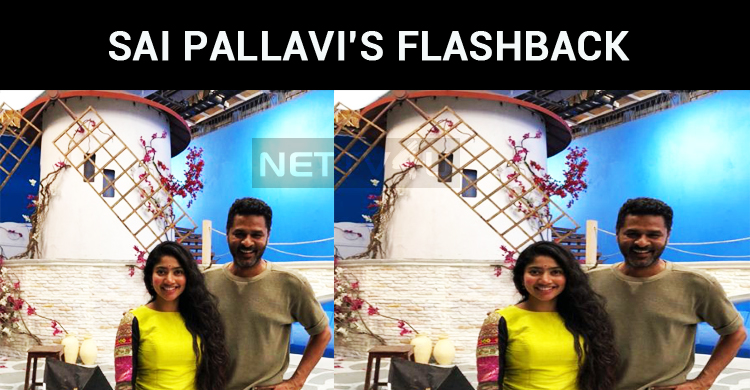 Sai Pallavi Goes Back To Her Good Old Days!