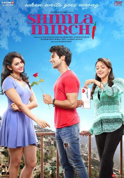 Shimla Mirchi Movie Review