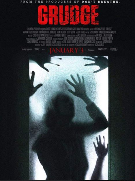 The Grudge Movie Review