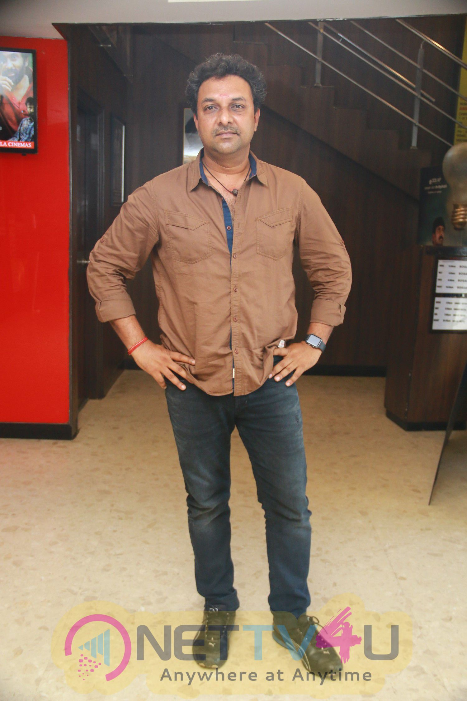 Jayamravi's Bogan Success Celebration At Kamala Cinemas Stills