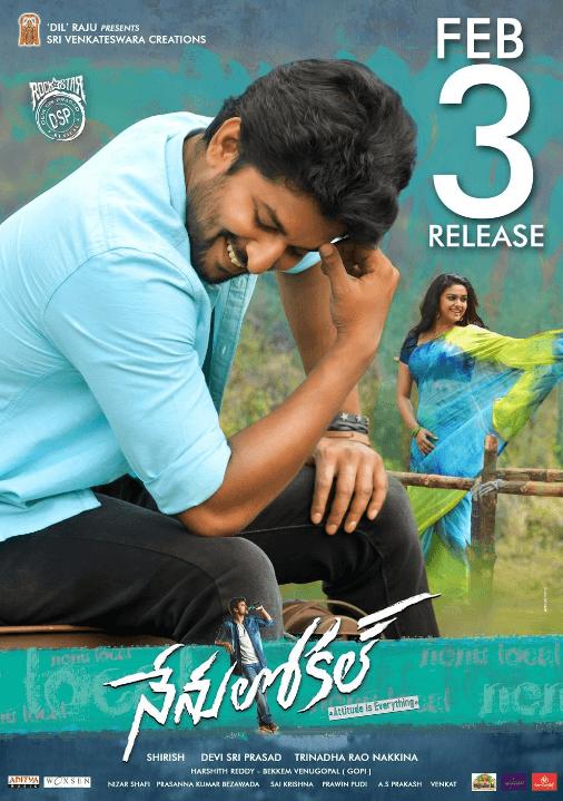 Nenu Local Movie Review Telugu Movie Review