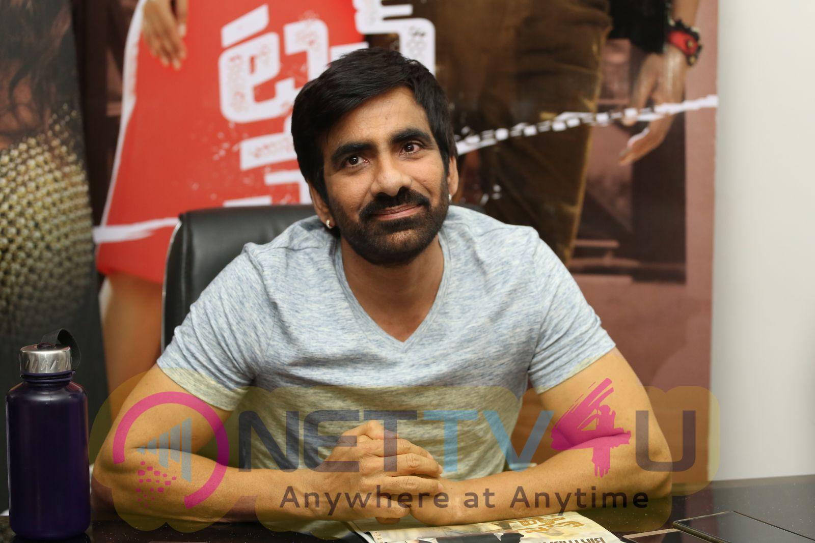 Actor Ravi Teja Good Looking Images