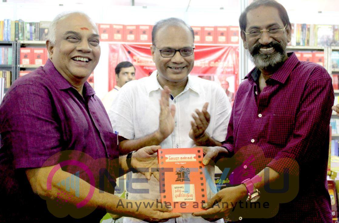 Camera Kangal Book Launch Images