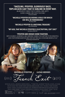 French Exit Movie Review
