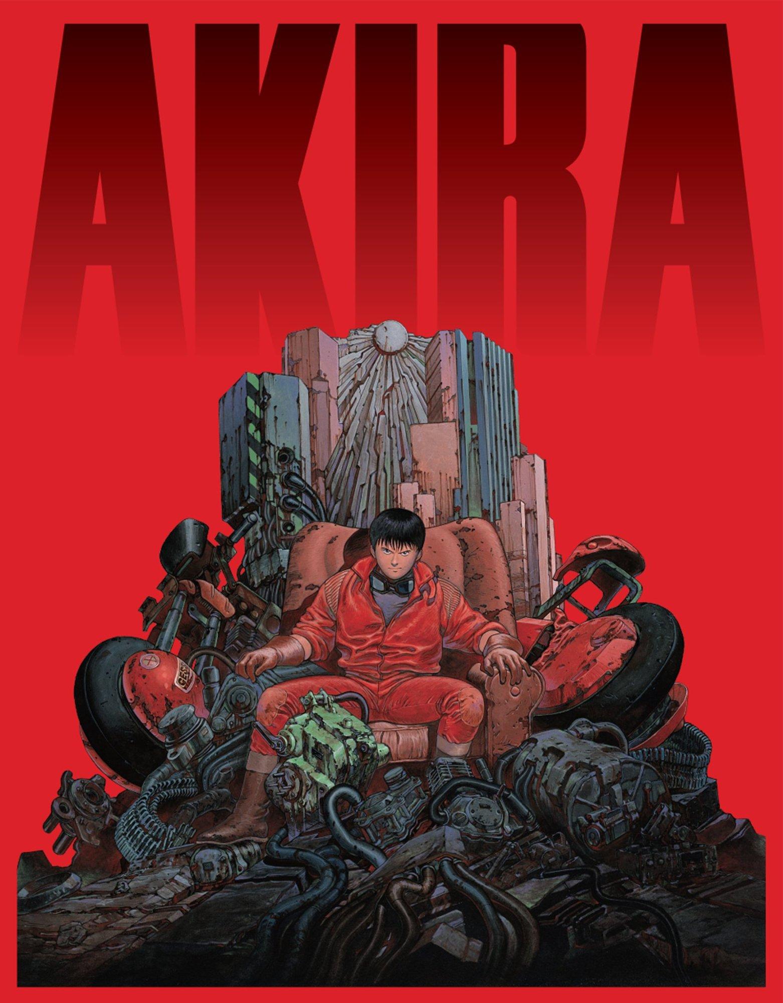 Akira - English Movie Review