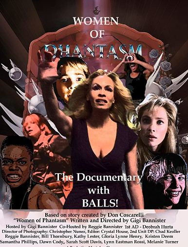 Women Of Phantasm: The Documentary With Balls! Review