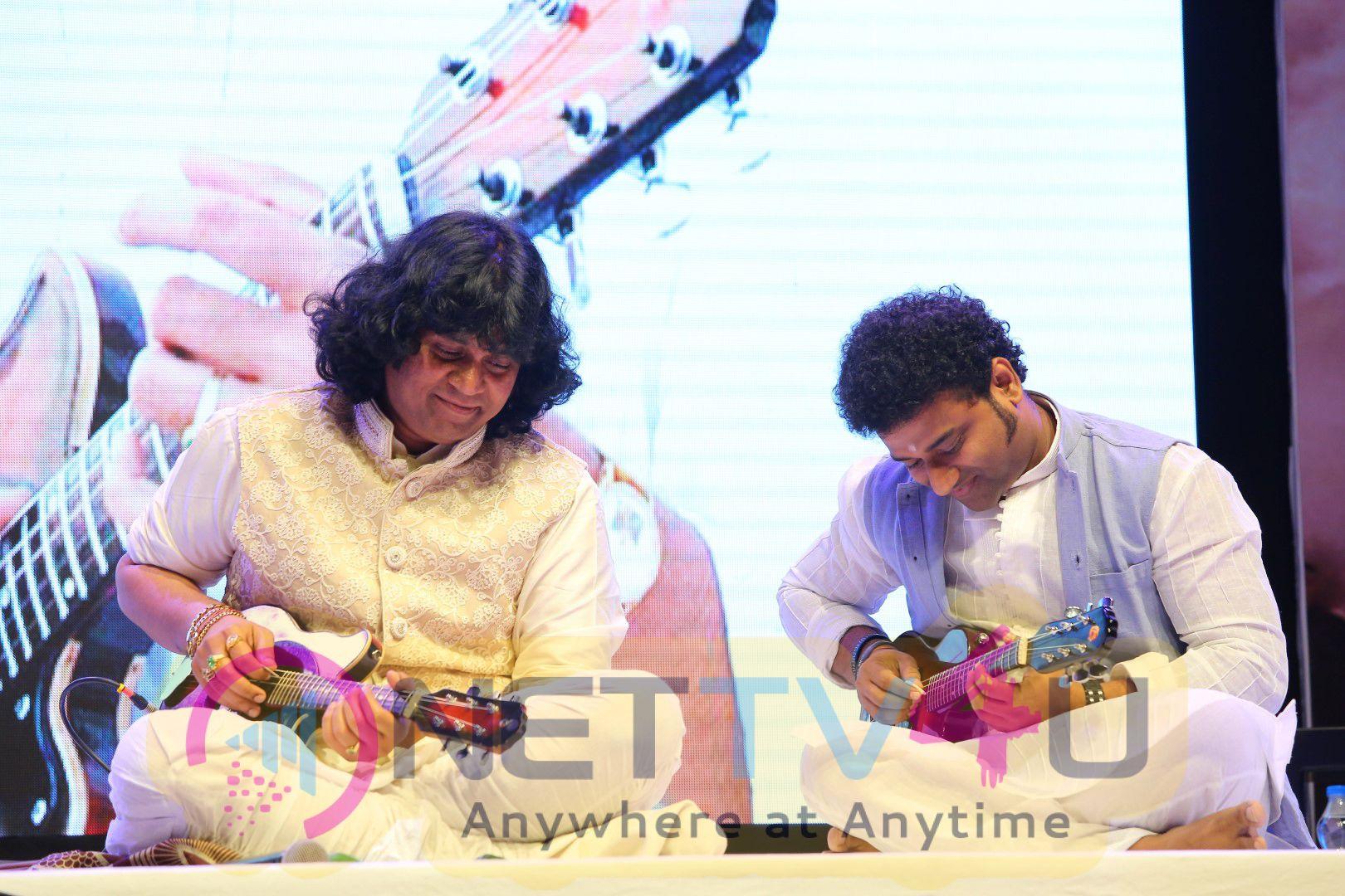 Devi Sri Prasad Fascinating Event Photos