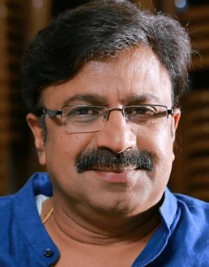 Siddique Receives Nandi Award From Andhra Pradesh