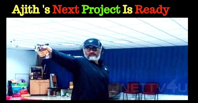 Ajith's New Project Started!