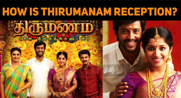 How Is Cheran's Thirumanam Reception?