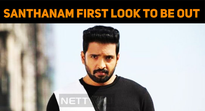 Santhanam's Next Movie Update!