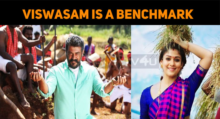 Viswasam Is A Benchmark - Sathya Jyothi Films