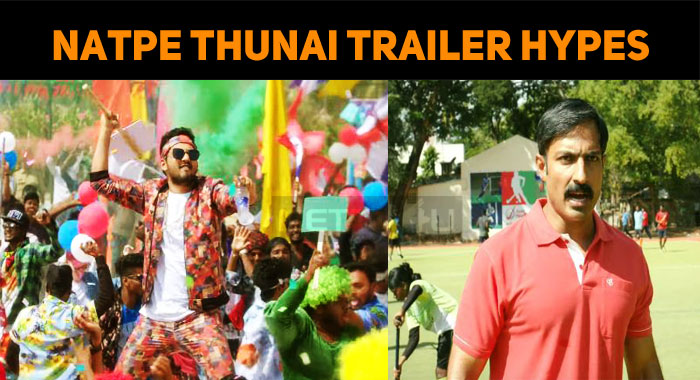 Will Natpe Thunai Take Adhi To Next Level?