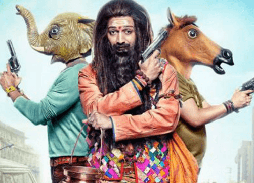 Riteish Deshmukh Does Role In Bank Chor