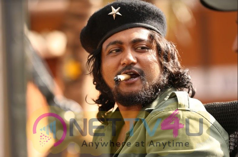 Actor Bobby Simha Handsome Images