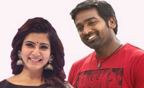 Samantha Surprised By The Role Done By Vijay Sethupathi