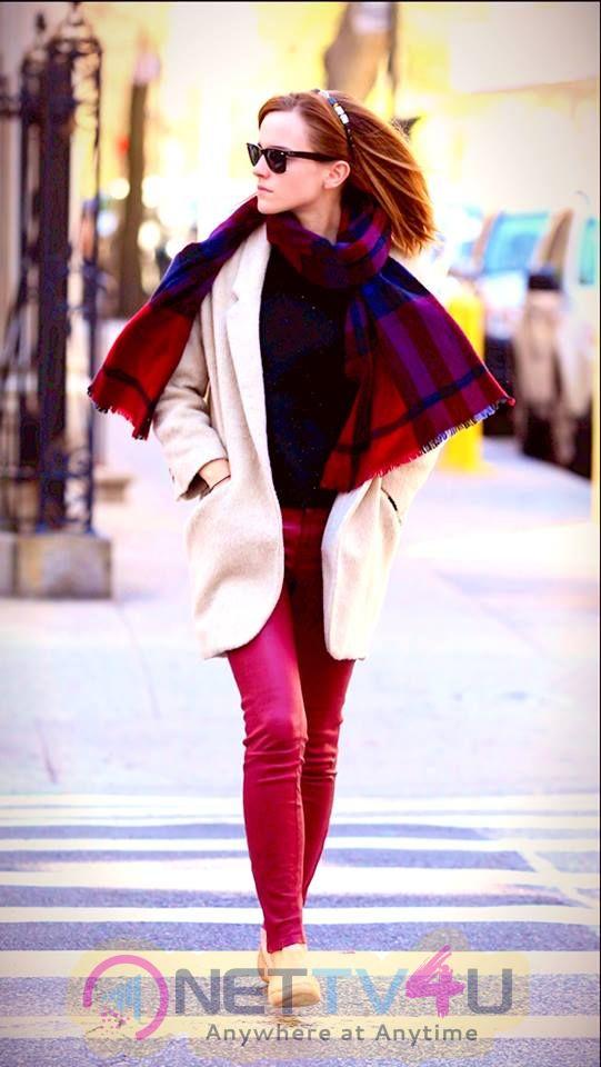 Actress Emma Watson Delightful Stills English Gallery