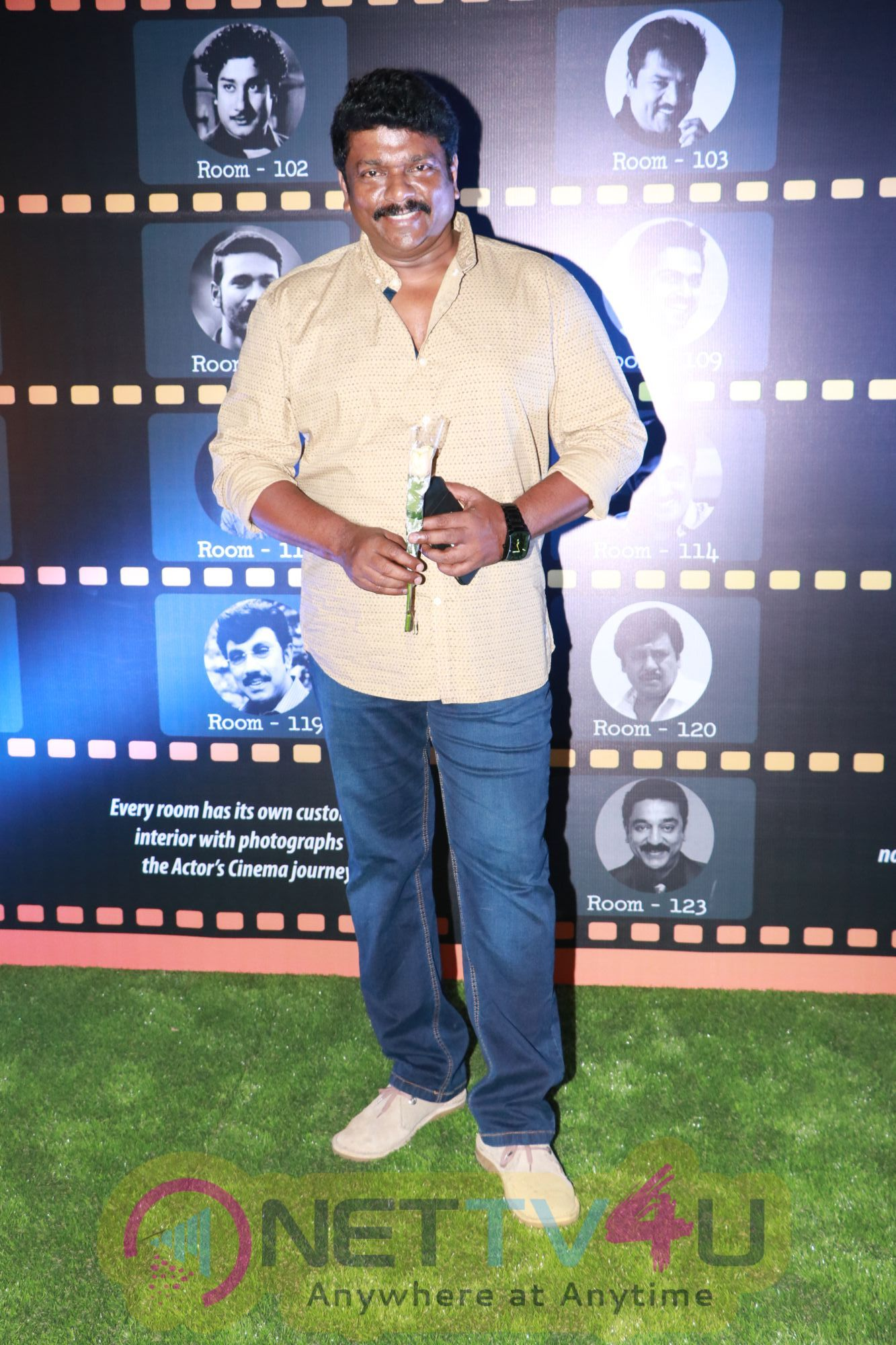 Cinema Stars In Cinema Scope Hotel Inauguration Stills
