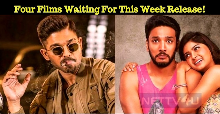 Four Films Waiting For This Week Release!