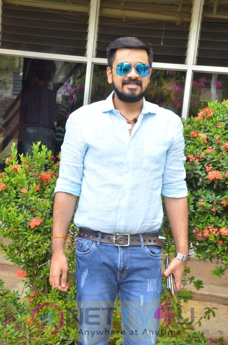 Kaa Movie Pooja Images