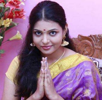 Mownika Tamil Actress