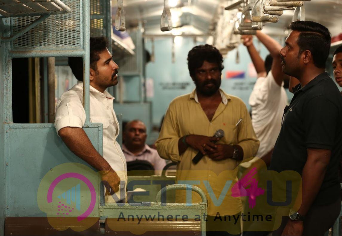 Thimiru Pudichavan Movie Working Stills