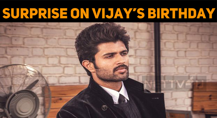 A Special Announcement On Vijay's Birthday!