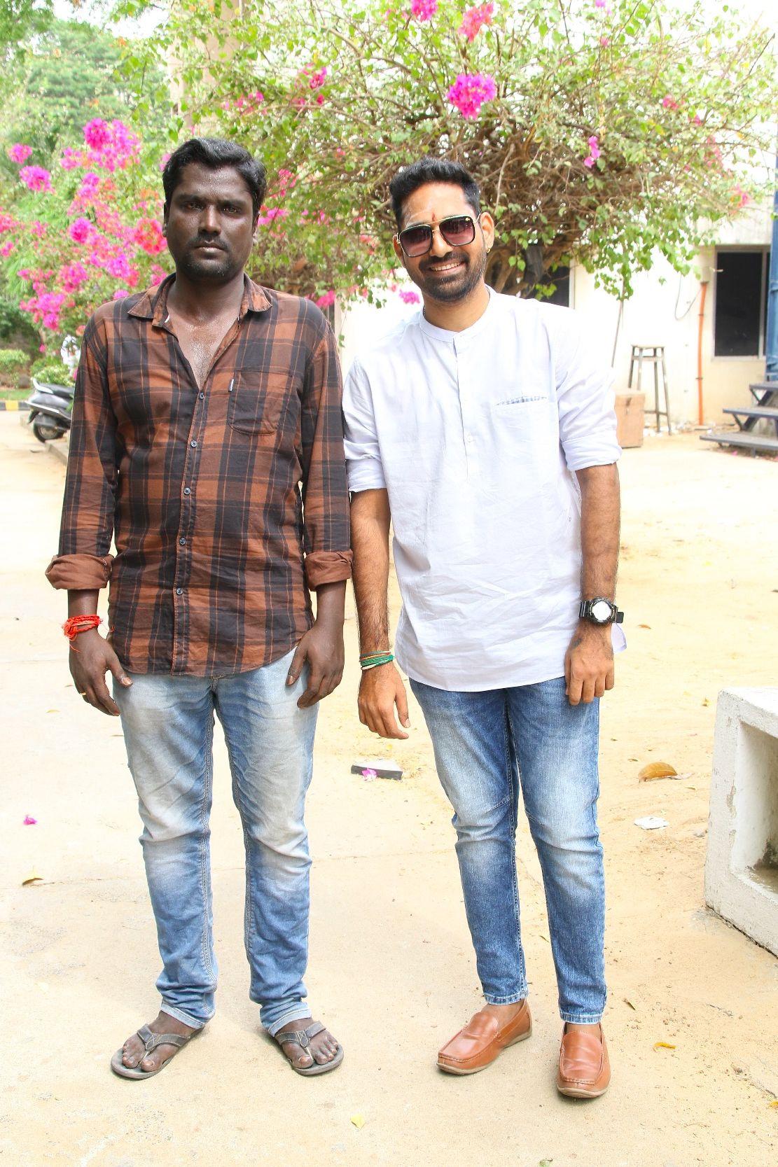 Cine Shield Creators - Production No 1 Movie Pooja  Tamil Gallery