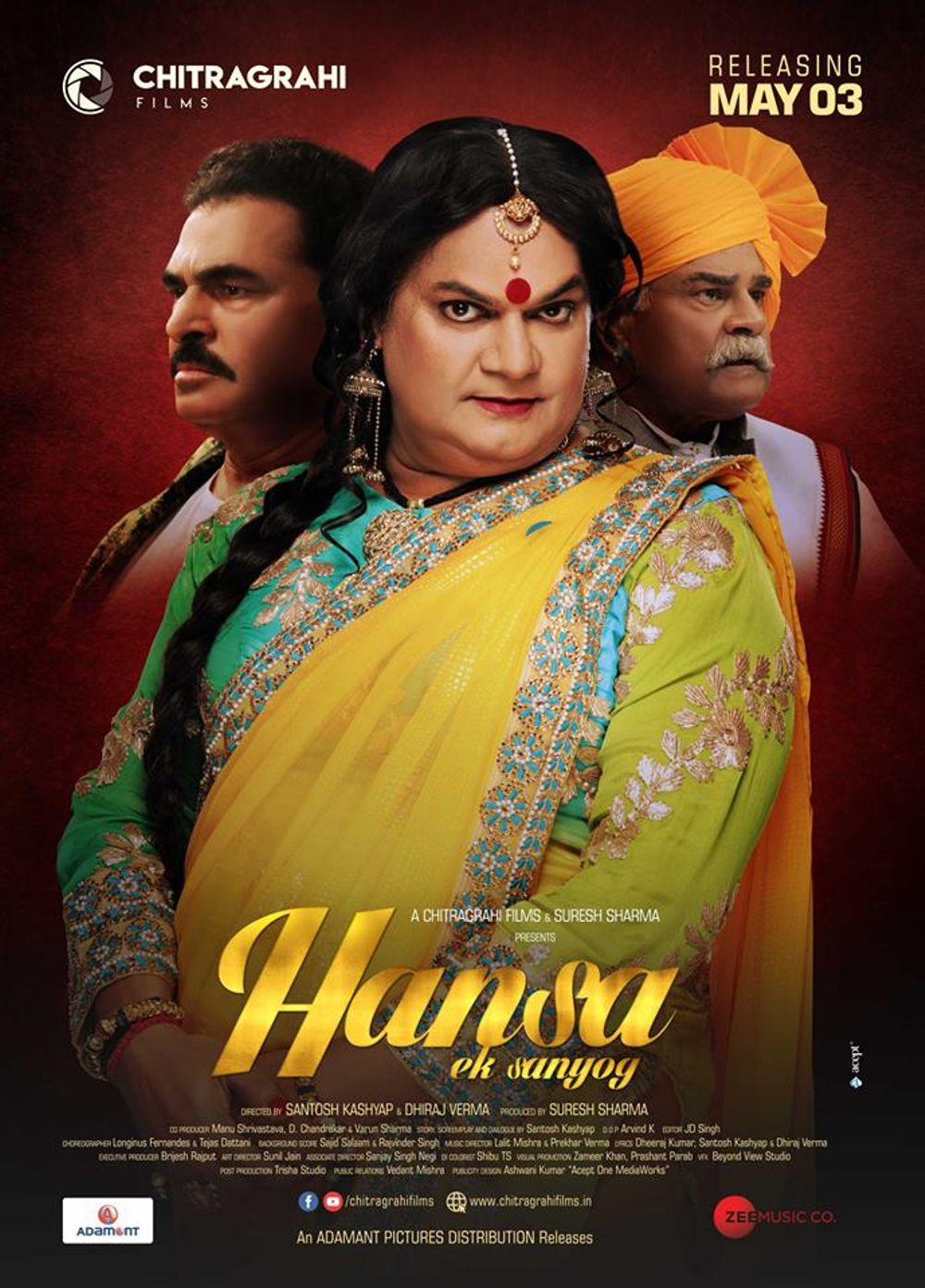 Hansa Ek Sanyog Movie Review