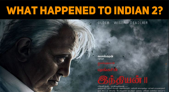 LYCA Quits – Indian 2?