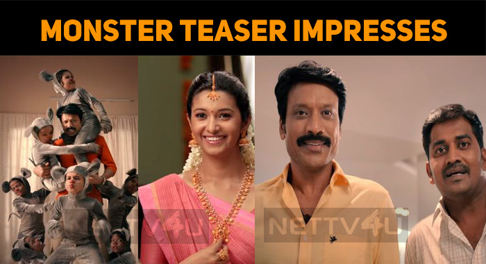 Monster Teaser Creates A Huge Expectation On Th..