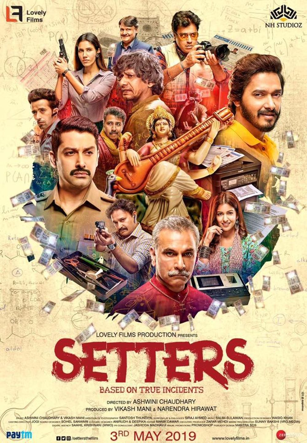 Setters Movie Review