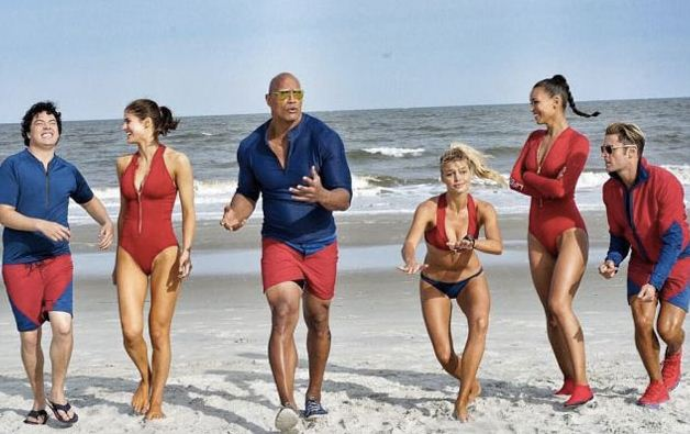 A Petition Filed To Stop Baywatch Movie In Tami..