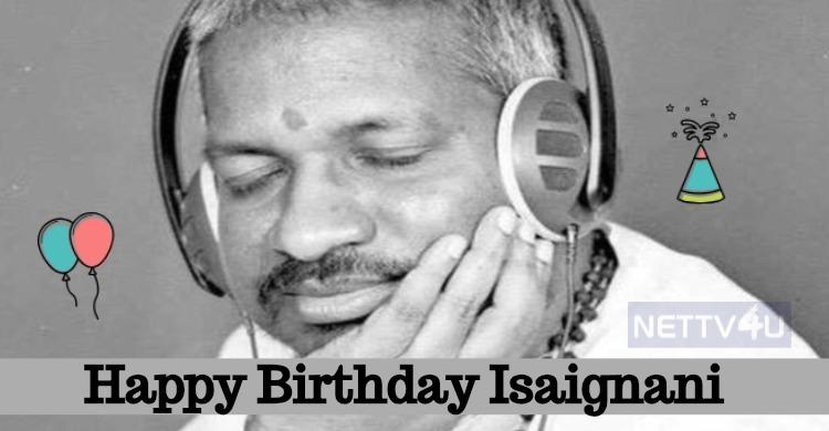 Ilaiyaraaja Celebrates His 75th Birthday Today!..