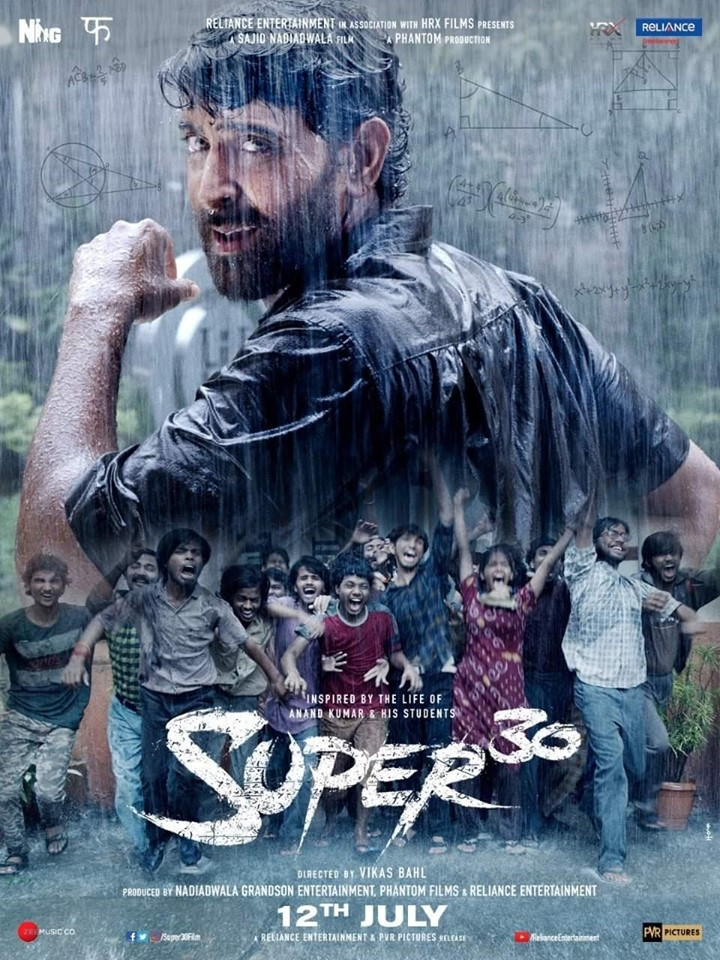 Super 30 Movie Review Hindi Movie Review