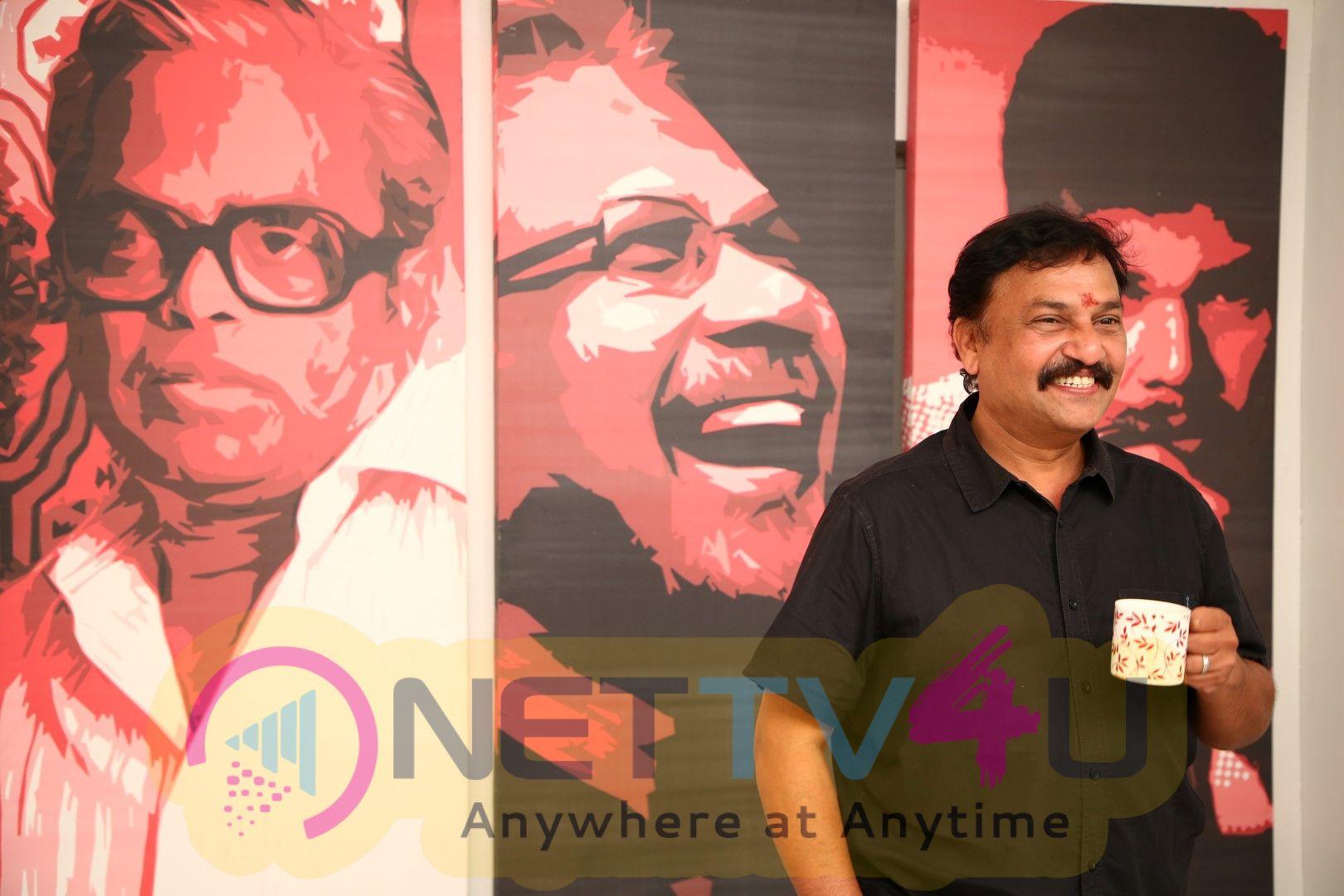 Actor Abhishek Shankar Exclusive Interview Stills Tamil Gallery
