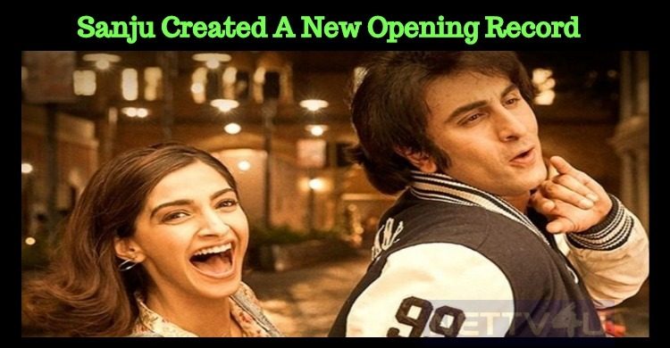 Sanju Created A New Opening Record Among The Bo..
