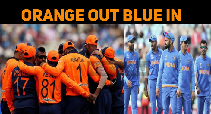 Orange Out - Blue In- Will It Favor India?