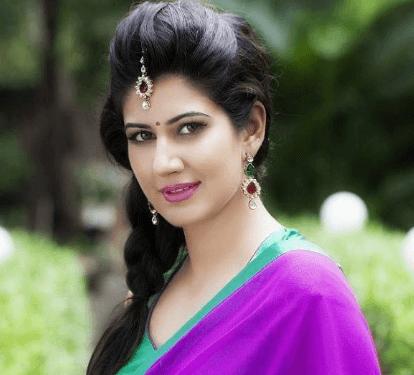 Annie Sekhon Telugu Actress