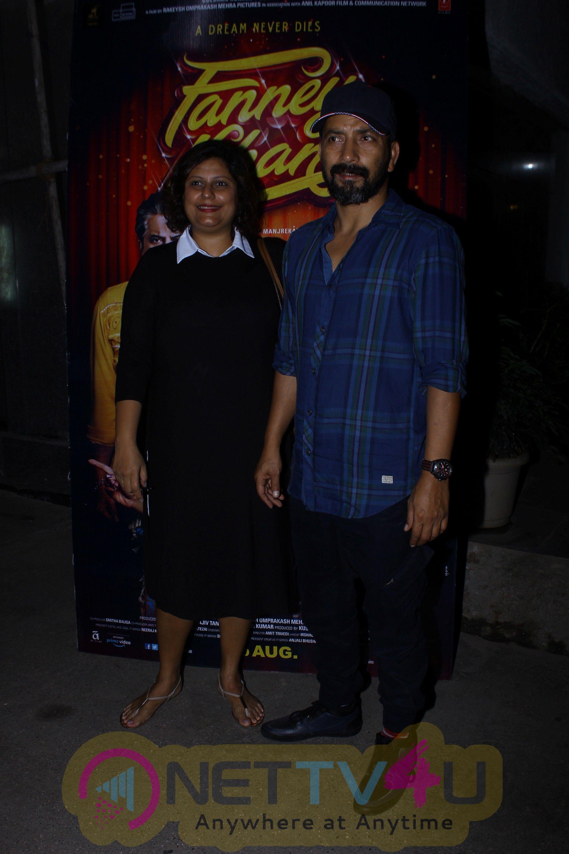 Special Screening Fanney Khan Movie Pics Hindi Gallery