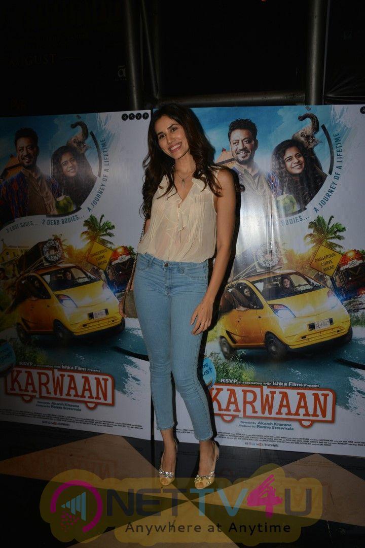 Special Screening Of Karwaan At Pvr Juhu Pics Hindi Gallery